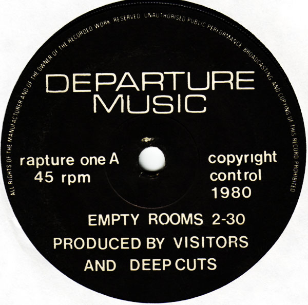 Visitors -- Empty Rooms
